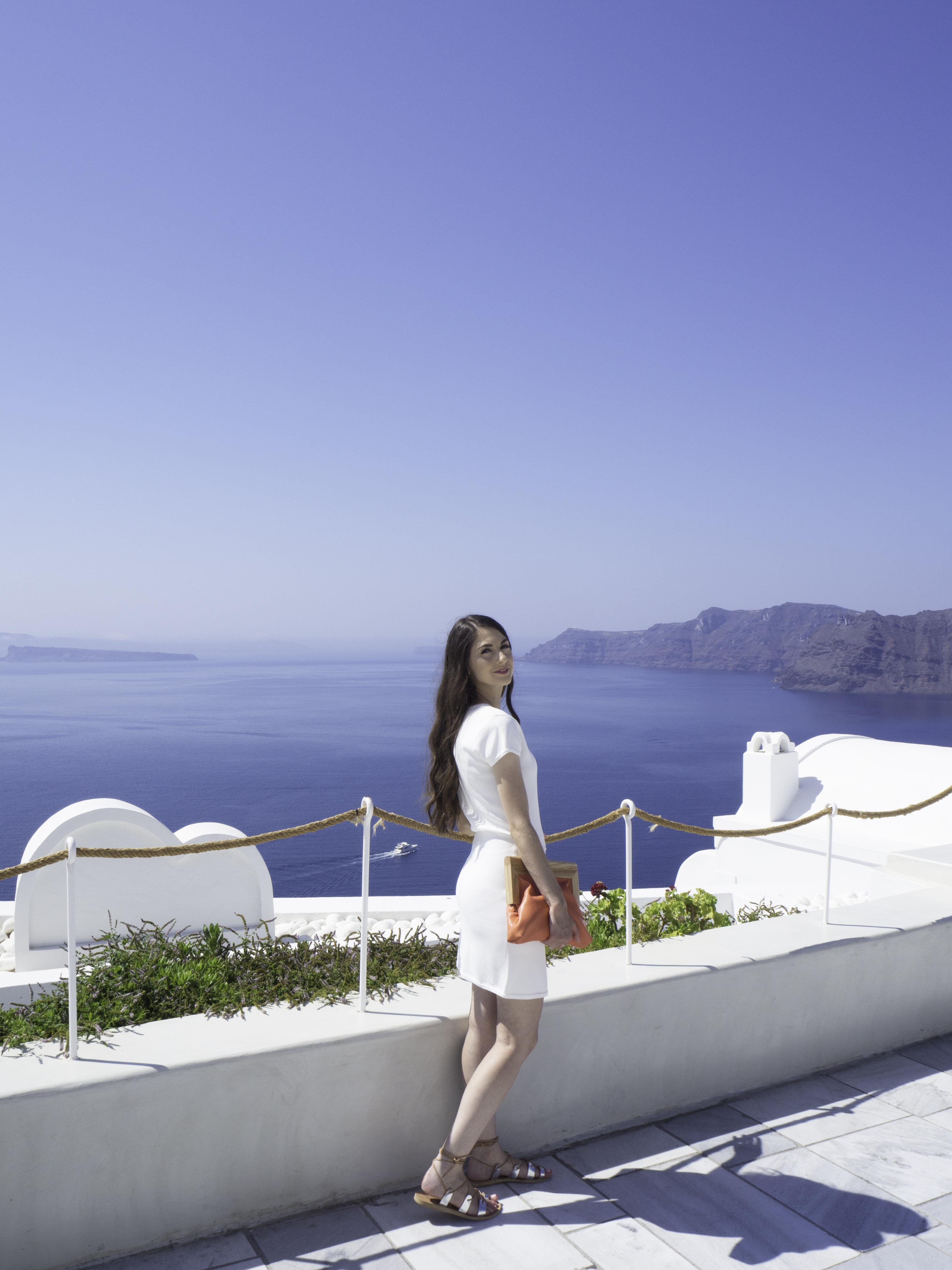 Oi, Santorini