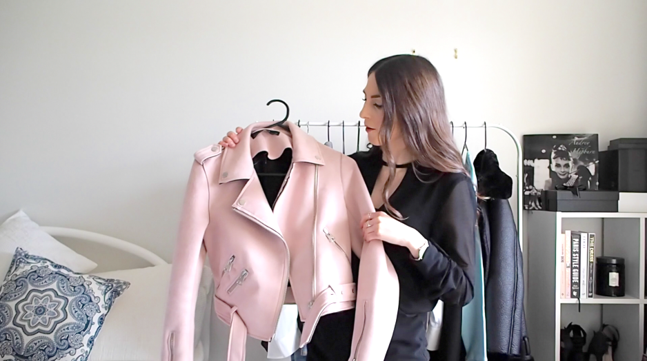 Zara Jacket Haul