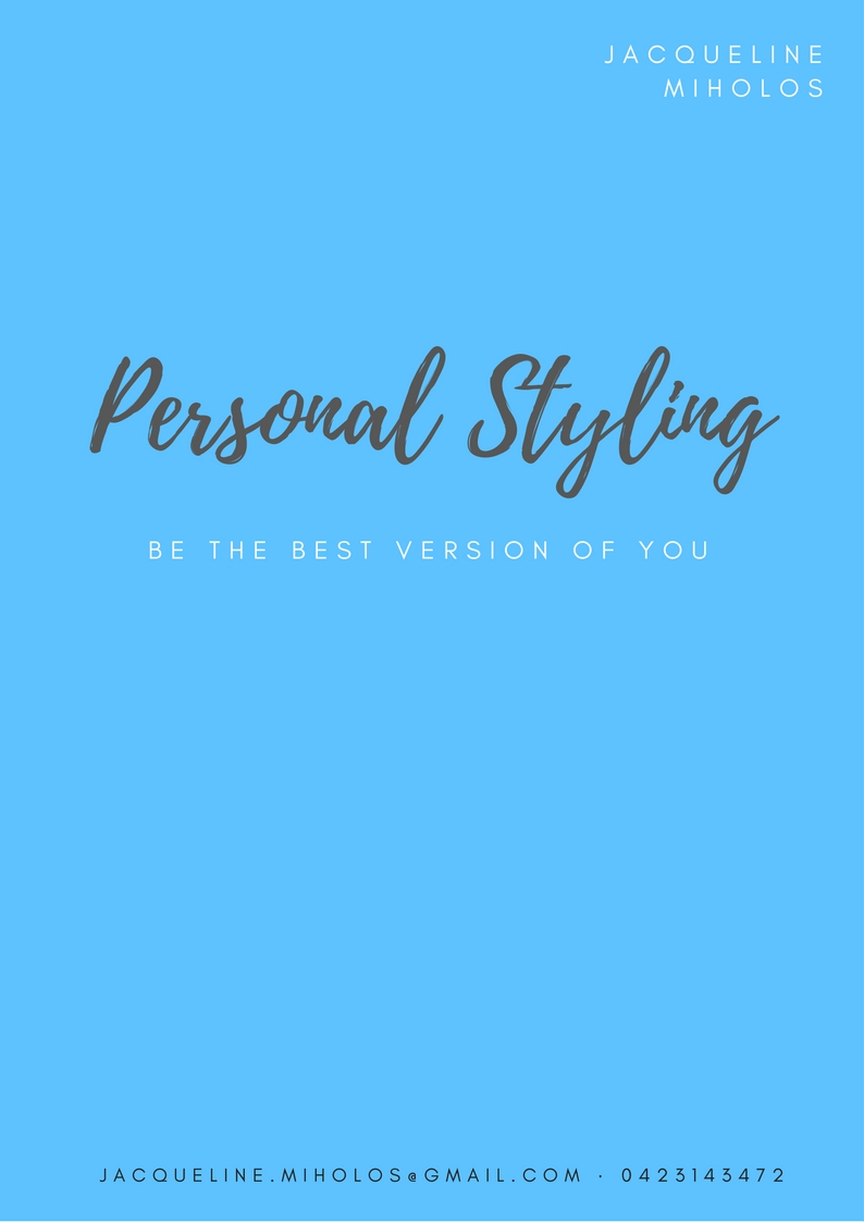 Personal Styling 1